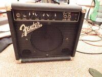 Fender Frontman 20 watt guitar amp