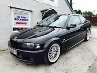 BMW 325CI M-SPORT COUPE LEATHER £2295!!