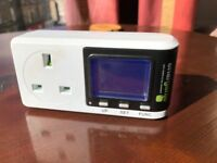 Energenie Power Meter - measure the energy use of household appliances