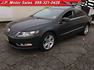 2013 Volkswagen CC Sportline, Automatic, Leather, Sunroof, 73, 0