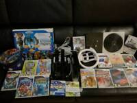 Nintendo Wii bundle in excellent condition with 17 Games and accessories