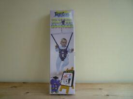 Tippi Toes Doorway Baby Bouncer