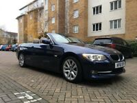 2011 bmw 320d 2.0 se diesel convertible, automatic, Face lift , part exchange welcome