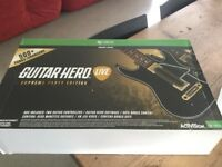 Xbox One- Guitar Hero Live Supreme Party Edition