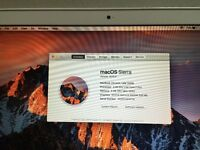 Macbook A1342 - HD 250GB - 4GB Memory, good used condition