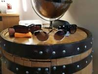 3 Pairs Ladies Fashion Sun glasses