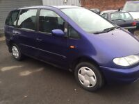FORD GALAXY MOT TILL 30/11/2017++7 SEATER EXCELLENT CONDITION