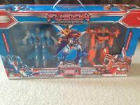 Fusion Warriors