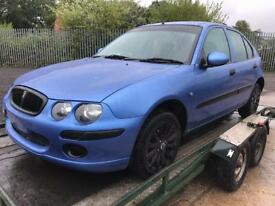 Breaking For Spares, 2003 Rover 25 5 door