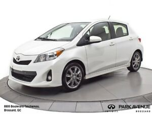 2012 Toyota Yaris **SE** A/C MAGS