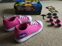 Heelys 'X2 Fresh' - UK size 1