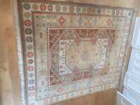 Turkish Handwoven Rug