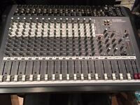 Phonic Impact 12.4X Mixing Desk