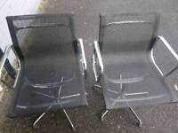 Eames Style mesh office Chairs