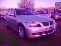 BMW 330d SE Touring automatic estate 2006 / 2 owners / 12 months MOT