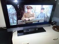 SONY 26 inch FREEVIEW 1080P X4 HDMI USB TV EXCELLENT FOR GAMING ETC