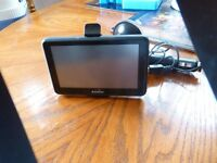 BINATONE SAT NAV 6 inch SCREEN NICE CONDITION FULLY WORKING ORDER BARGAIN £30 CAN DELIVER