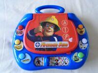 Fireman Sam & Talking Activity Book Playsets
