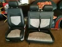 Vw t5 front seats