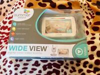 BABY MONITOR- (WIDE VIEW DIGITAL COLOUR VIDEO MONITOR)