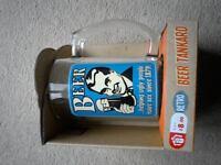 Brand New Retro Humorous Beer Tankard