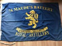 Royal Artillery Original Flag