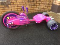 Green Machine - Pink £25