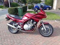 Yamaha XJ900 Diversion reliable mile burner