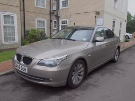 BMW 520D, Automatic, Full beige Leather, Exceptional condition in & out, full BMW dealership history
