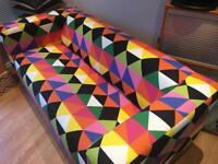 Klippan Sofa - IKEA Geometric Design 2 Seater