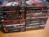 job lot horror dvds