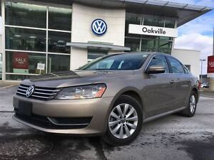 2015 Volkswagen Passat TL/BACK-UP CAM/1 OWNER!