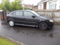 2004 MK4 VAUXHALL ASTRA 1.7DTI FOR BREAKING (Y17DT)