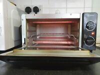 Slightly used mini oven