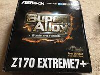 ASRock Z170 Extreme7+ Motherboard