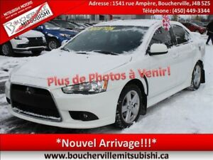 2013 Mitsubishi Lancer GT AWC*CUIR, TOIT OUVRANT, 4x4*