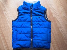 Baby Boy Blue Gilet by Debenhams Bluezoo, 12-18 months