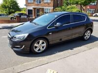 2012/13 Vauxhall Astra 2.0 Diesel Automatic