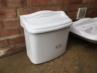 New Toilet cistern white for sale