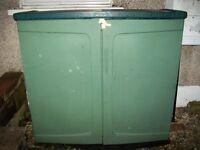 Keter Plastic Garden Storage Unit