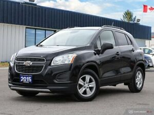 2015 Chevrolet Trax LT,AWD,ONE OWNER,R/V CAM,PWR S/ROOF