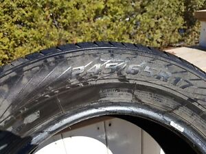 All season tires 245/65/R17