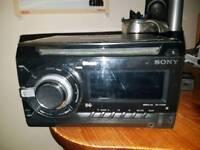 SONY Double Din Headunit MP3/USB/AUX/Bluetooth