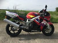 Honda CBR900RV Fireblade