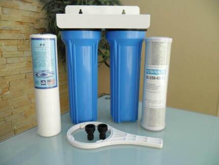 CARAVAN WATER FILTER  OR FOR COFFEE MACHINES Redcliffe Redcliffe Area Preview