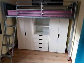 Ikea stuva wardrobes