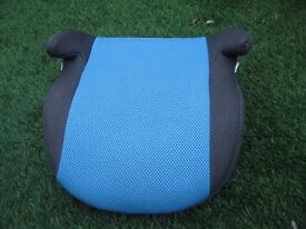 Car booster seat for child