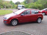 2006 06 Vauxhall Astra Club 1.6 Twinport, mot until Nov 2017, 5 Door ideal cheap family car