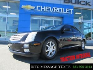2007 CADILLAC STS AWD