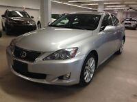 2009 Lexus IS IS 250 AWD  1 SEUL PROPRIO, BIEN ENTRETENU